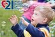 21 Μαρτίου, Παγκόσμια Ημέρα Συνδρόμου Down