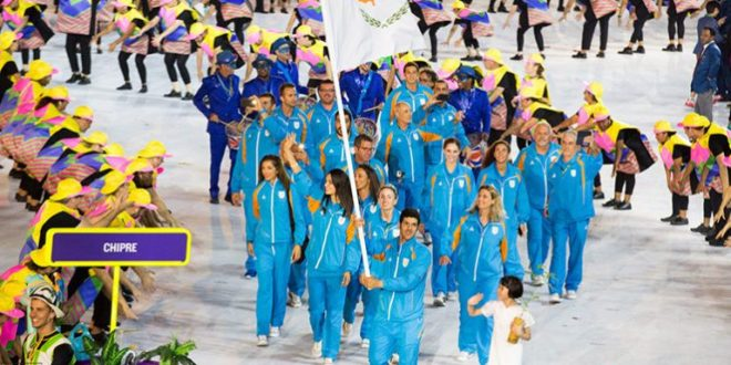 New strategic agreement for the Cyprus Olympic Committee