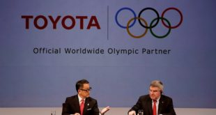 toyota olympic