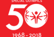 1968 – 2018. 50 years Special Olympics!