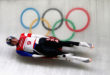 The accident at the Luge event of the Winter Olympics (Video)