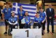 Gold World Paralympic Medal for Greece in Boccia!