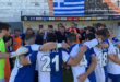 The National Greek Football of Deaf Athletes at the semifinals of the European Championship!