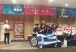 Νέα μεγάλη επιτυχία για την Ελληνική Ξιφασκία με Αμαξίδιο!